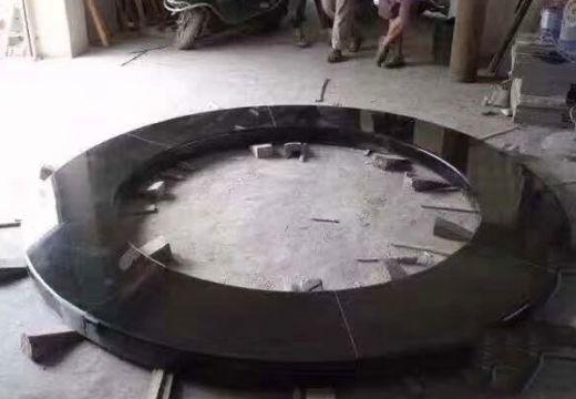 蒙古黑树池工程案例