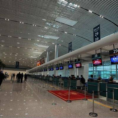 潮汕机场2