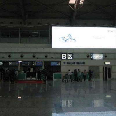 大连机场2