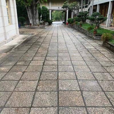 方形老石板