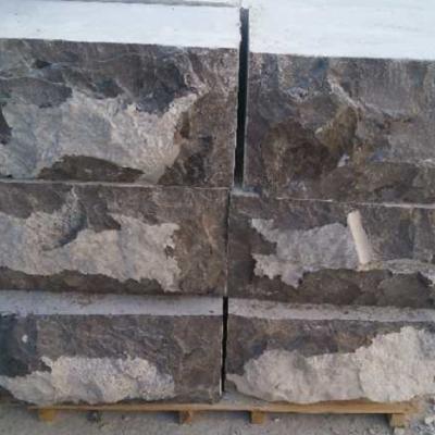 山东青石自然面石材加工定制
