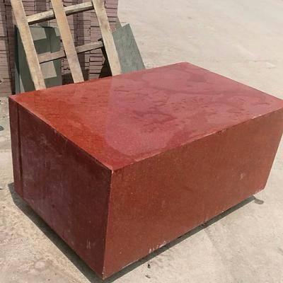中国红整石