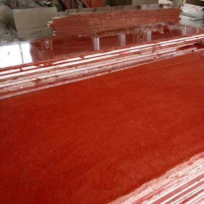 中国红大板