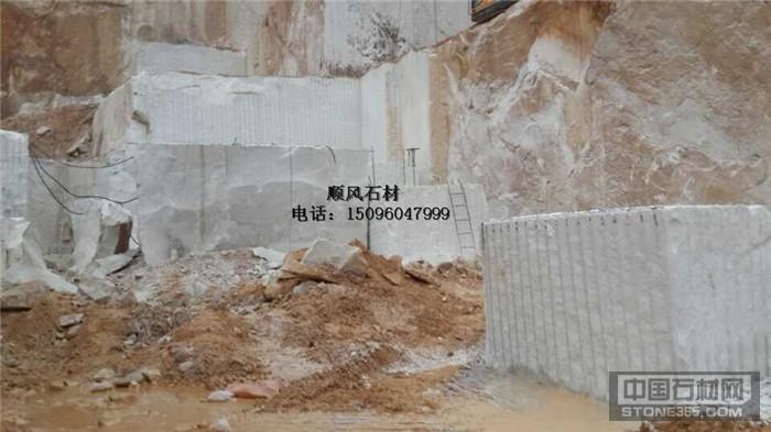 湖南汉白玉矿山