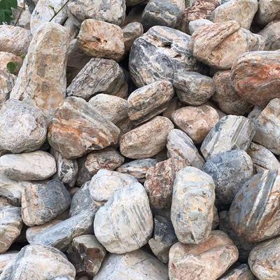 鹅卵石小溪石园林铺路石铺路卵石