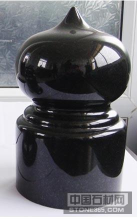 蒙古黑异型柱