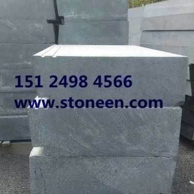 供应蒙古黑石材台阶石