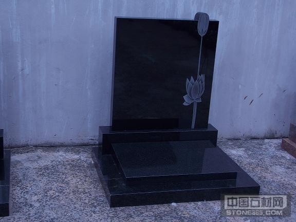 中国黑钻 墓碑
