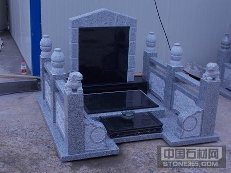 中国黑钻墓碑系列