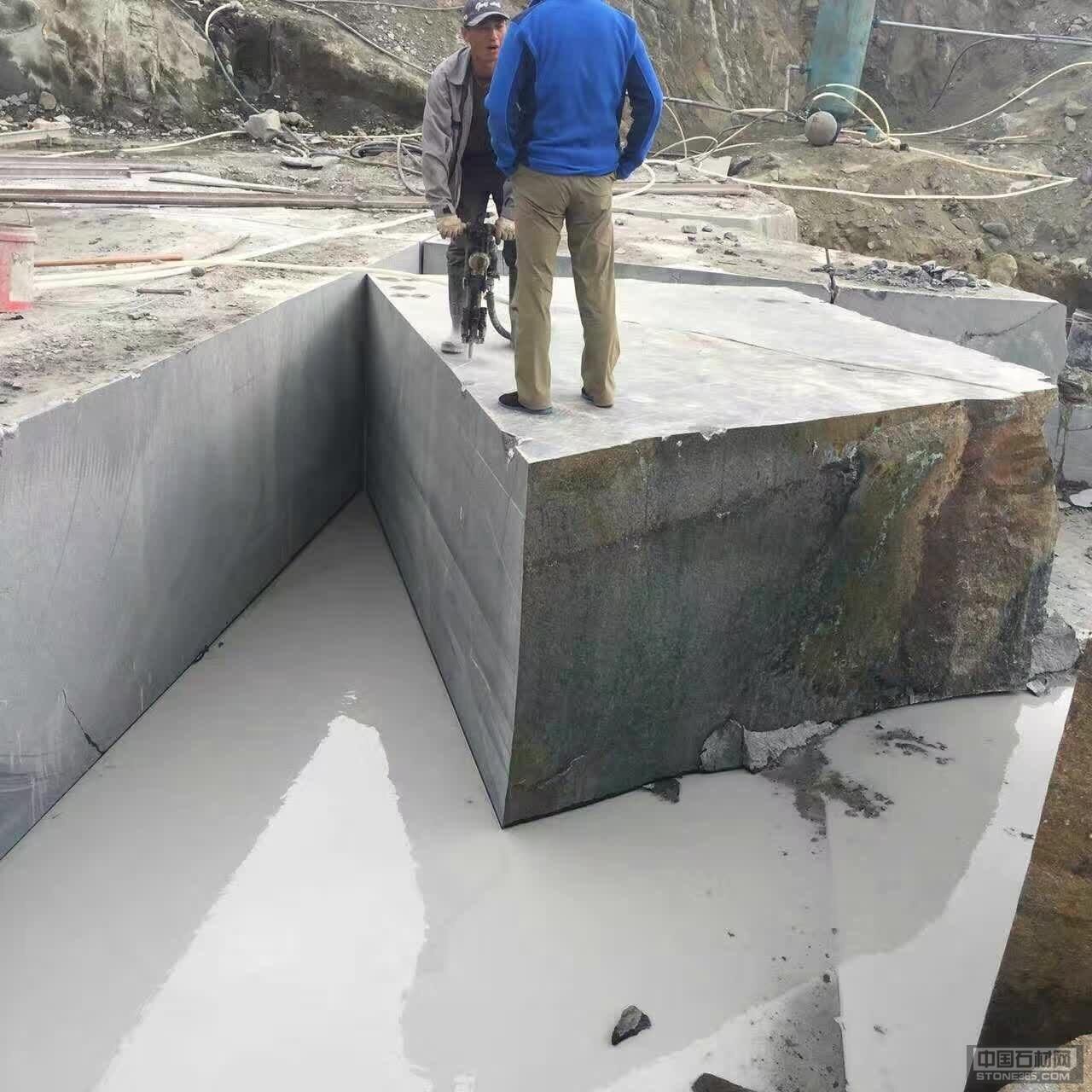中国黑钻大型矿山