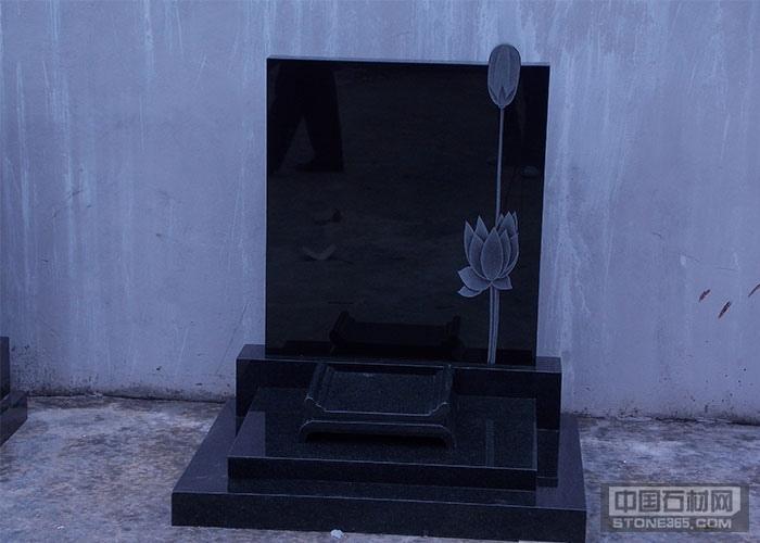 中国黑钻墓碑1