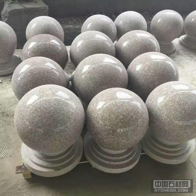 供应花岗岩圆球