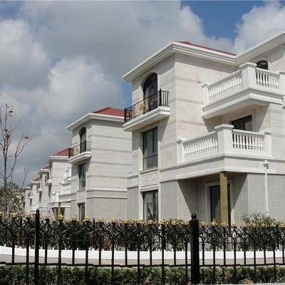 白砂岩别墅