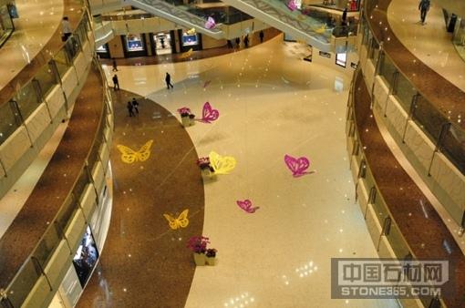 上海金融中心商场