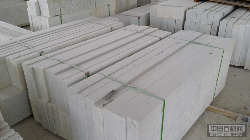 供应湖南汉白玉板材护栏柱子