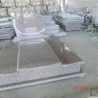漳浦紅歐式墓碑