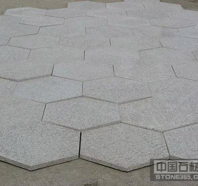 五莲花广场砖,五莲花路沿石