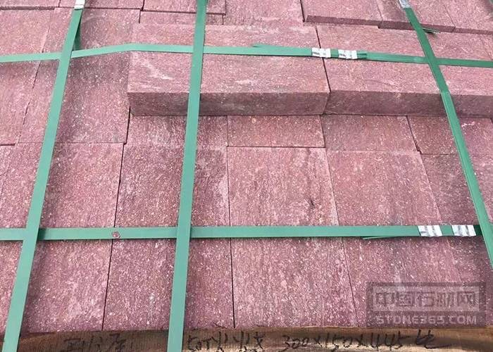 新中国红五公分地铺板材