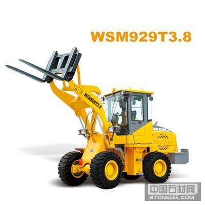威盛叉装车WM929T3.8