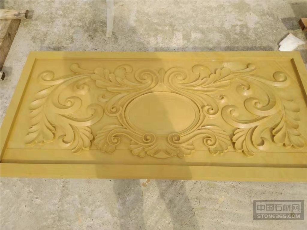 黄砂岩雕刻
