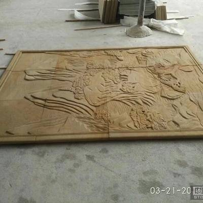 砂岩雕刻品