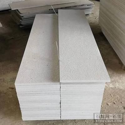 新矿灰白砂岩 板面干净硬度强