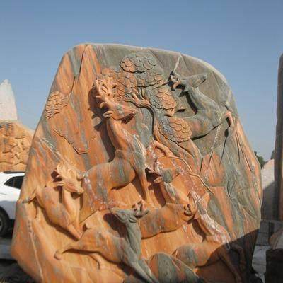 南阳石材雕刻石材.浮雕石材出售