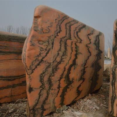南阳景观石自然石基地