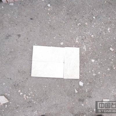 河南雪花白天然白蘑菇石出售