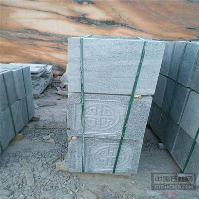 河南芝麻灰花崗巖石材有哪些優點