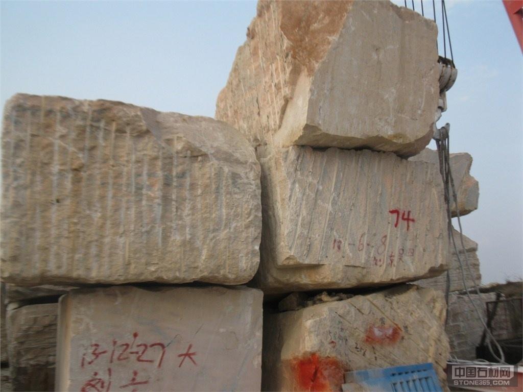 供应大理石石材荒料