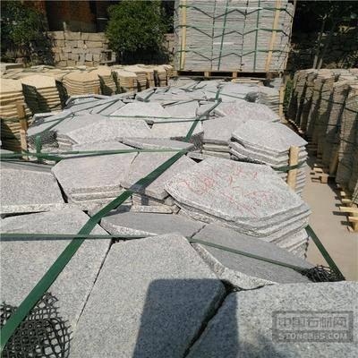 花岗岩冰裂纹 冰裂砖 网贴石供