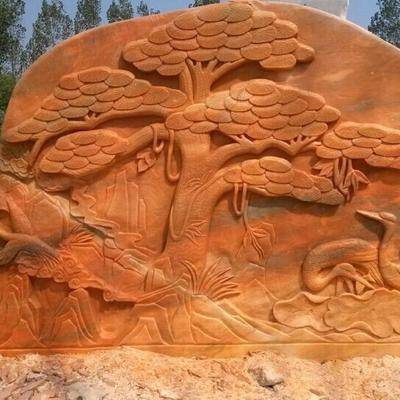 南召园林文化石供应