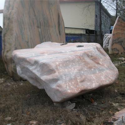 假山石价格根据规格大小造型决定