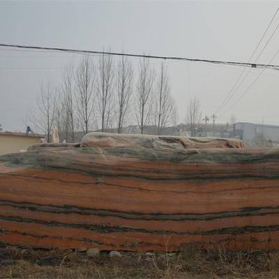 制作景观石总结起来就是铲、磨削