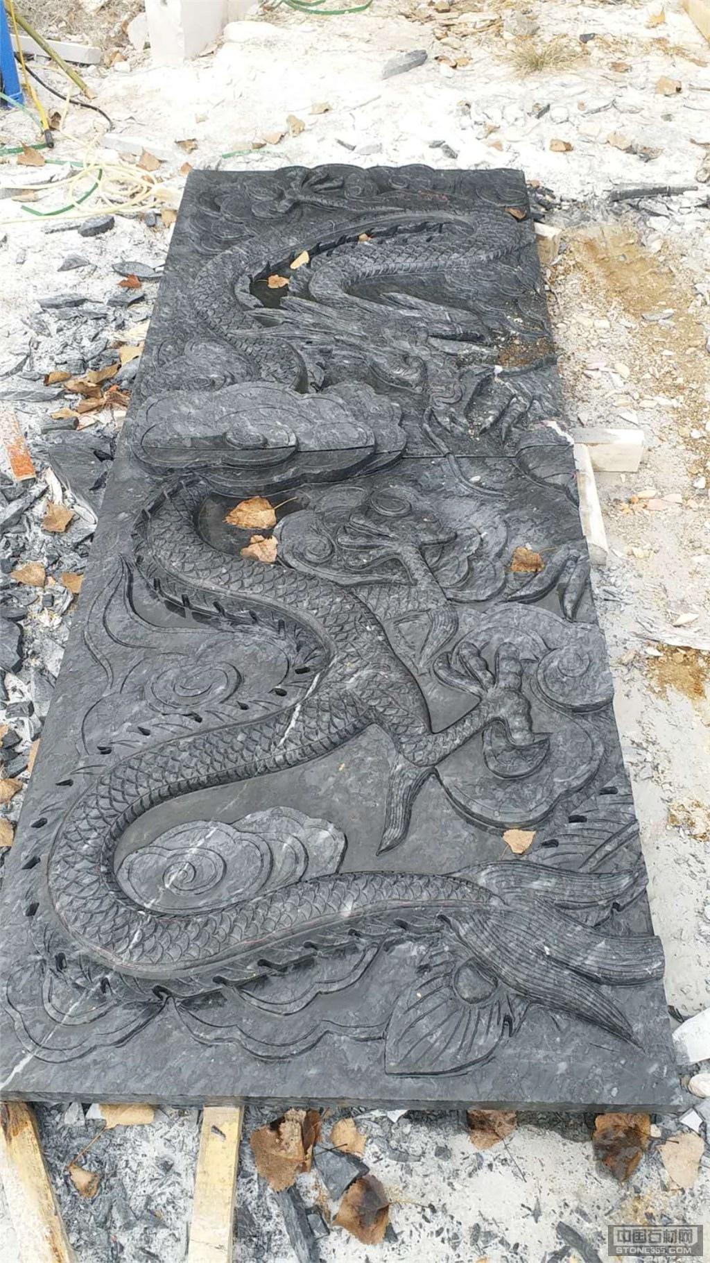 供应石头雕刻壁画 石雕刻工艺品