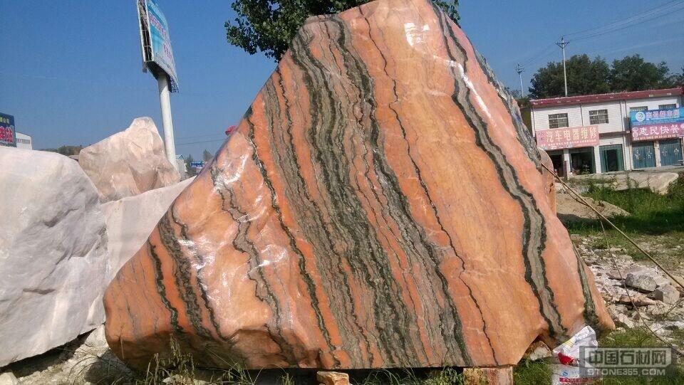 供应景观花圃石