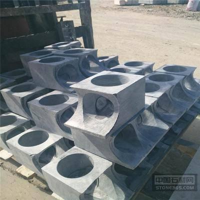 房屋排水石 石材地漏石 厂家批