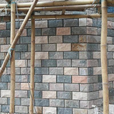 粉砂岩平板石锈板乱型石青蘑菇石