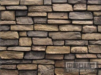 青岛黄岛别墅区人造文化石外墙
