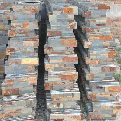 供应天然文化石胶粘文化石