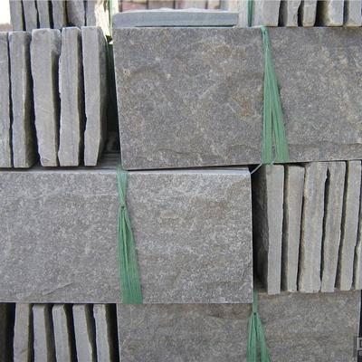 蓝石英蘑菇石文化石灰色仿古砖