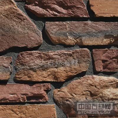 供應人造文化石米勒亂形石P-0