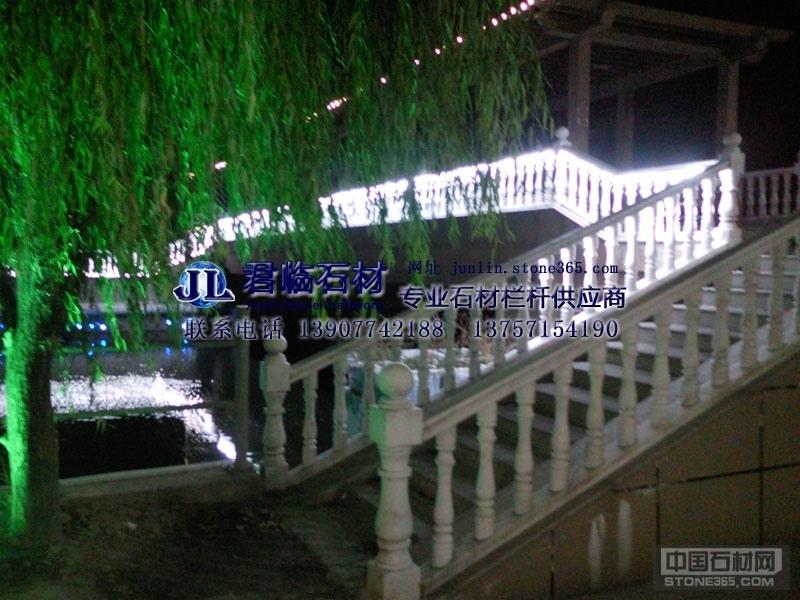 汉白玉栏杆厂家 河桥石材栏杆 广西白大理石栏杆河桥扶手石材护栏
