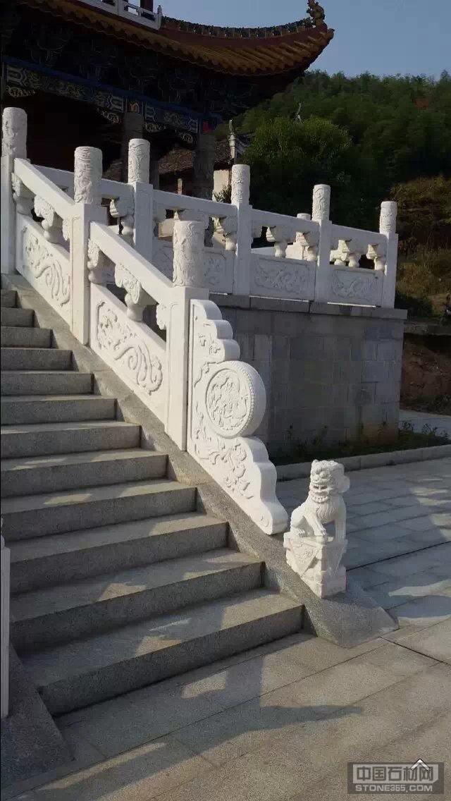 栏杆石材扶手柱子