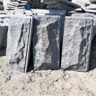 山东芝麻黑蘑菇石
