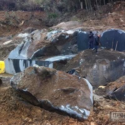供应黑色石材矿山寻求合作 本公
