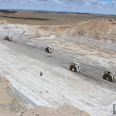 环球-金钻麻矿山万米开采平台