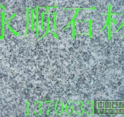 灰色花岗岩路沿石,干挂板
