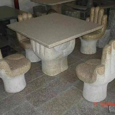 石雕石桌石凳bwin雕刻异形